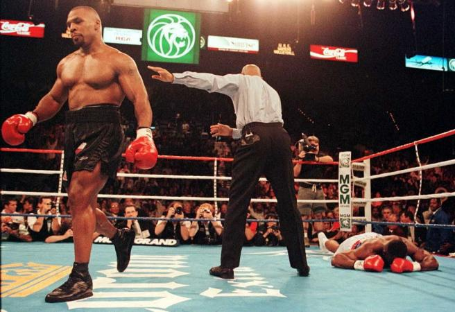 WATCH: The 5 times that Mike Tyson nearly killed his opponent
