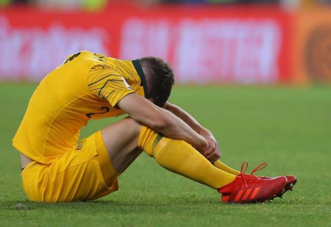 AFC Asian Cup Disaster: Socceroos' howler sends UAE through