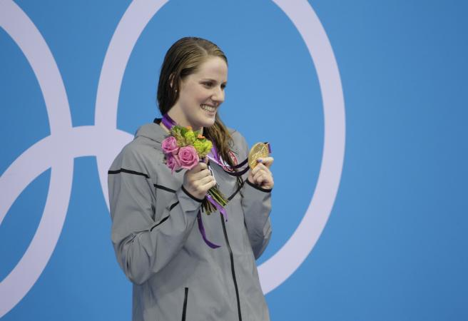 Star Olympian retires at just 23