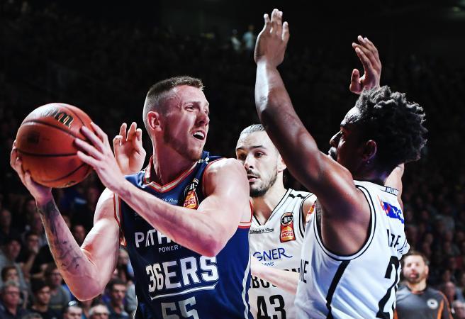 Mitch Creek eyes off NBA with Brooklyn Nets