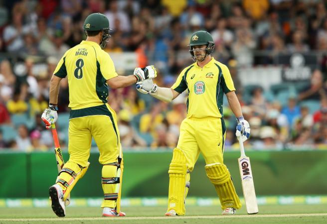 Illness causes late change in Australian ODI squad