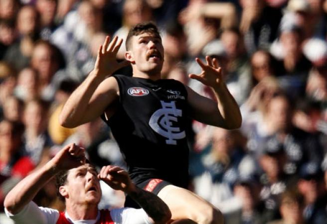 WATCH: McGovern takes Mark of the Year contender