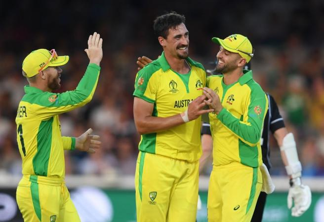 Mitch Starc stars as Aussies dominate NZ despite Boult hat-trick and Guptill screamer