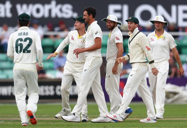 Ashes: Aussie quick puts his hand up for selection