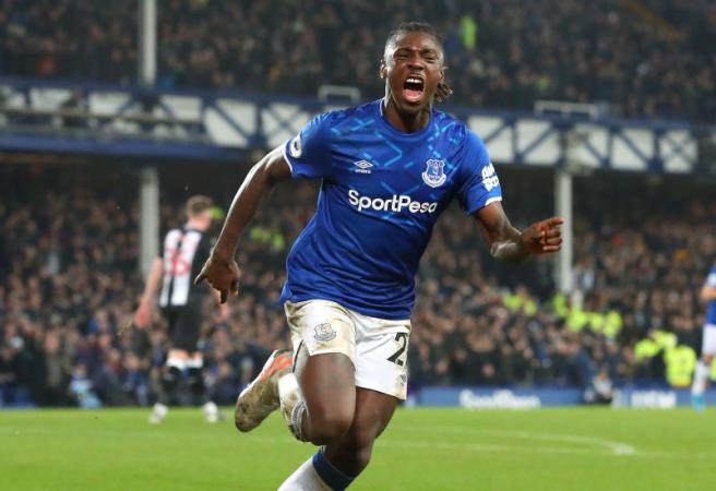 Everton player causes outrage after hosting lockdown party