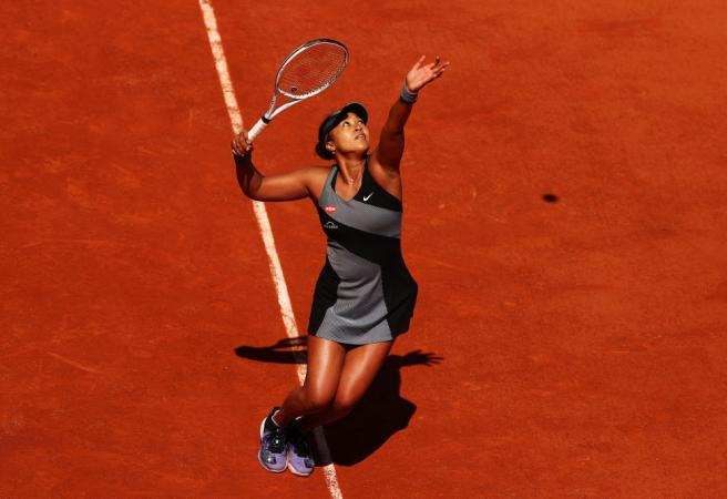 Osaka out of French Open
