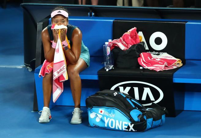 Naomi Osaka: Meltdowns, resilience and Tony Jones