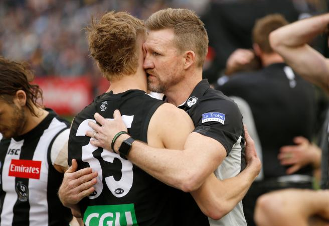 Collingwood sweat on stars ahead of Round 1