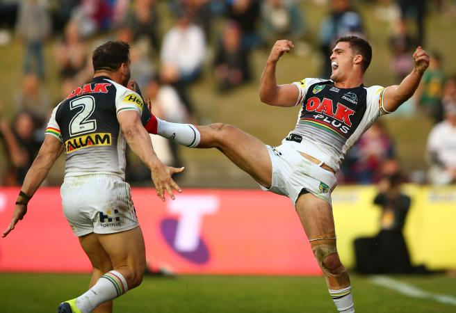 Panthers produce historic NRL comeback to take down Manly