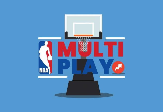 NBA Multi Play: Monday 9 March
