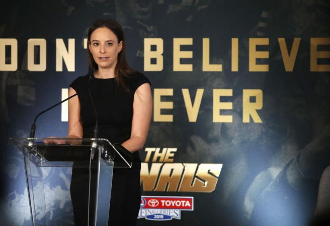 Fox Sports and Neroli Meadows part ways