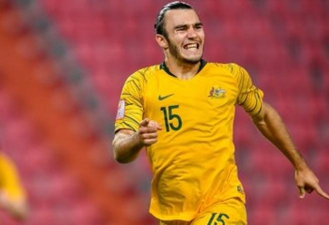 WATCH: D'Agostino scorcher take Olyroos into the Olympics