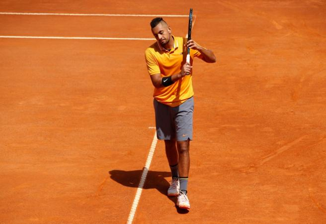Nick Kyrgios pulls out of French Open