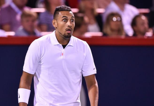 WATCH: The good and the bad of Kyrgios' loss to Khachanov