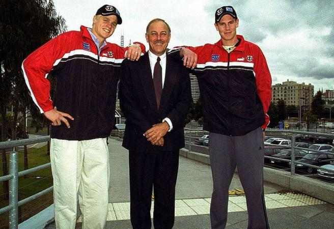 Re-drafting the 2000 AFL Draft