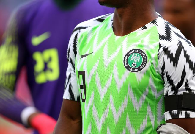 Nigerian kit smashes it: Our favourite World Cup 2018 get-ups