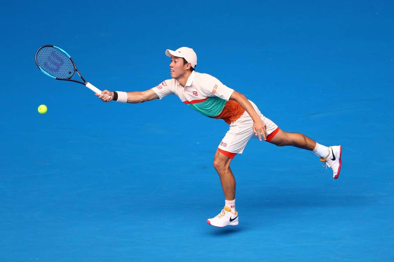 AO 2021: Kei Nishikori admits lack of practice due to