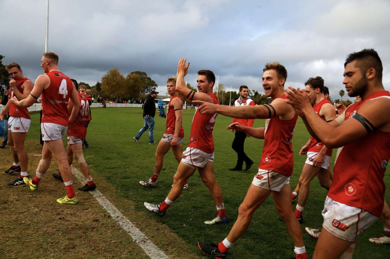 Sanfl premiership betting types of cryptocurrency