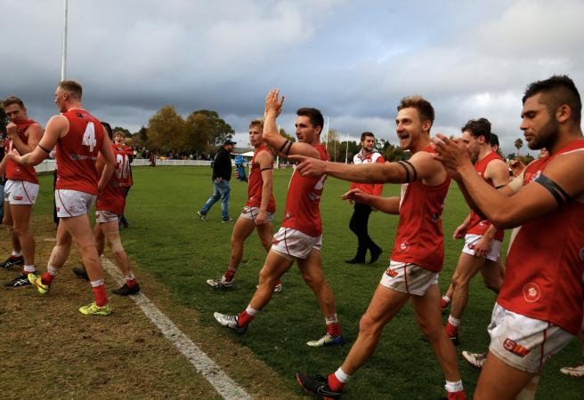SANFL preliminary final marred by controversy