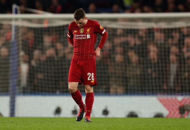 Liverpool's poor form continues after being eliminated from the FA Cup