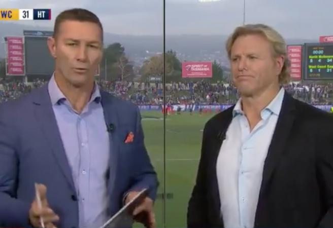 Biggest AFL Commentary Slip Ups