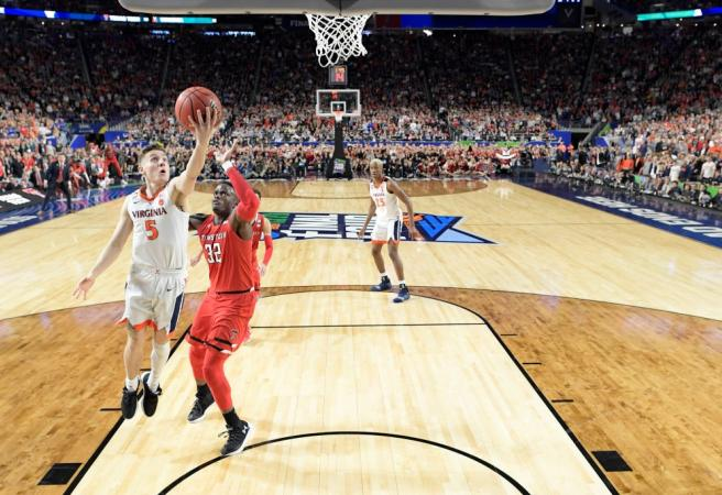NCAA cancels March Madness
