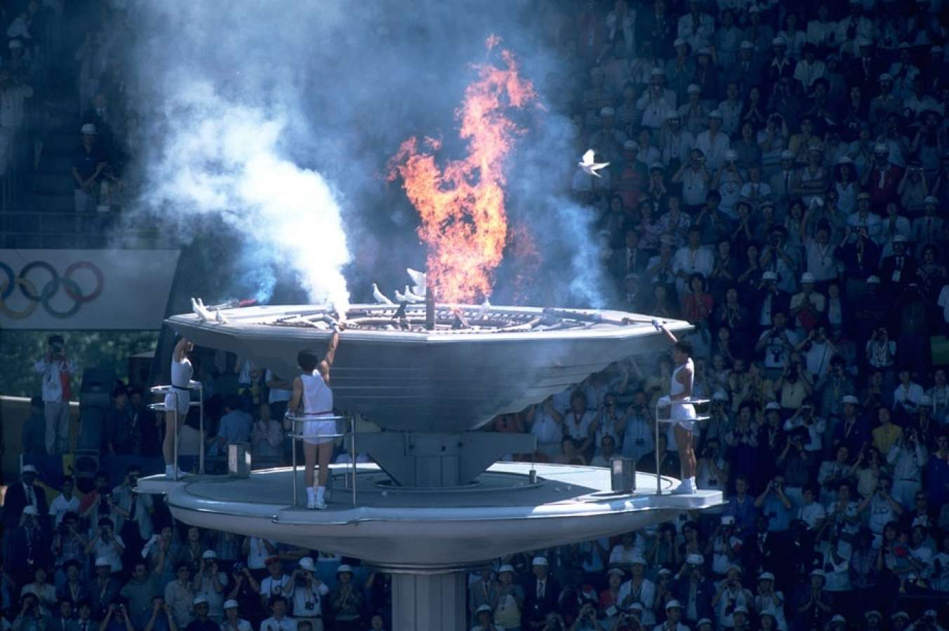 Top 6 Weird Opening/Closing Ceremony Moments