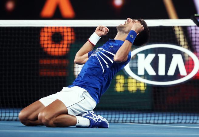 Novak Djokovic wipes Nadal off court for 7th Australian Open win