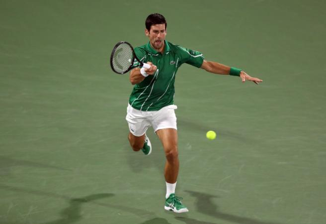 Novak Djokovic takes strong stance against COVID-19 vaccine