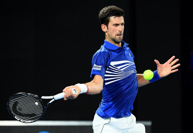 Australian Open Monday: Night Session Selections