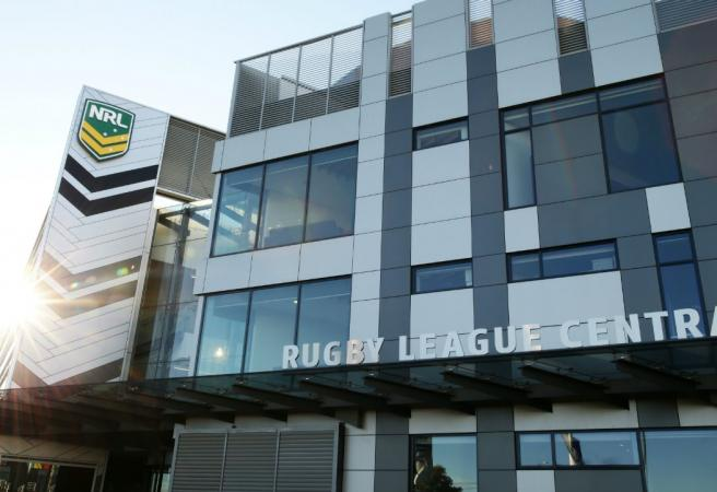 NRL hit by nude video scandal