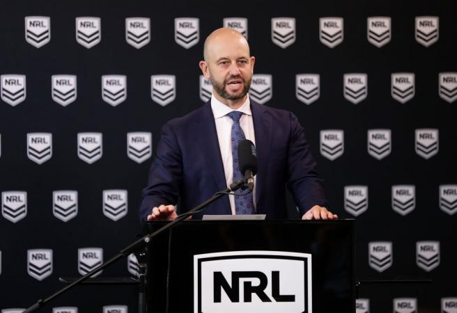 Channel 9 hits out at the NRL in scathing attack