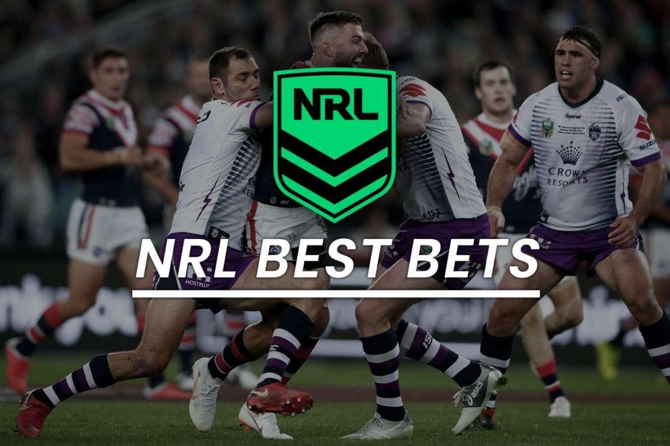 nrl round 6 2021 betting line