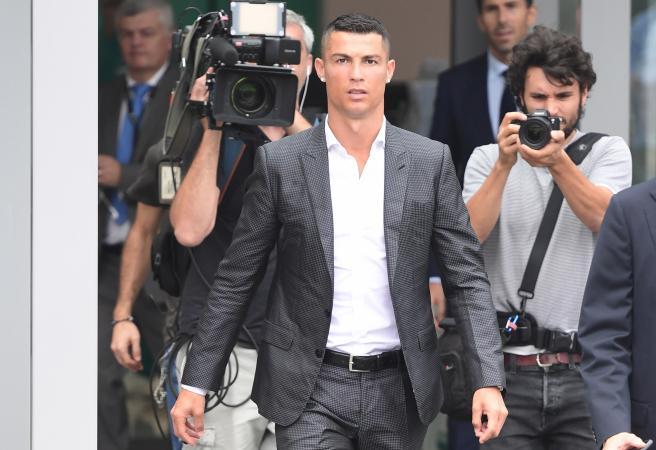 Cristiano Ronaldo fined $30m for tax fraud