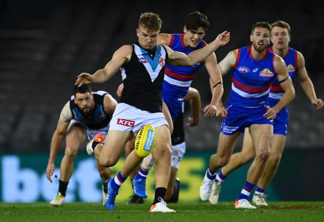 2021 AFL Preliminary Final: Port Adelaide v Western Bulldogs Betting Tip