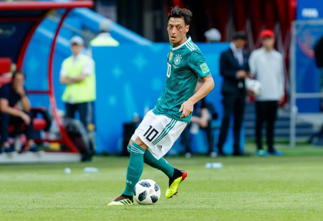 Ozil refuses to play for Germany due to racism
