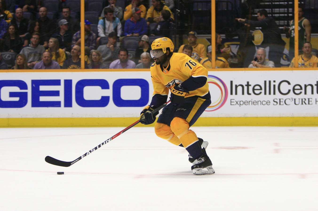 NHL Betting Preview: Predators vs Sharks