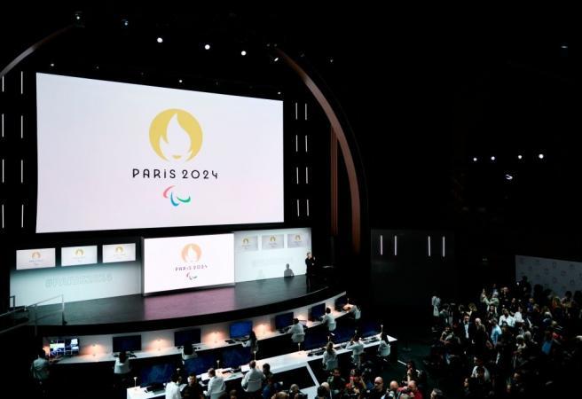 Twitter's bizarre response to the 2024 Olympics logo