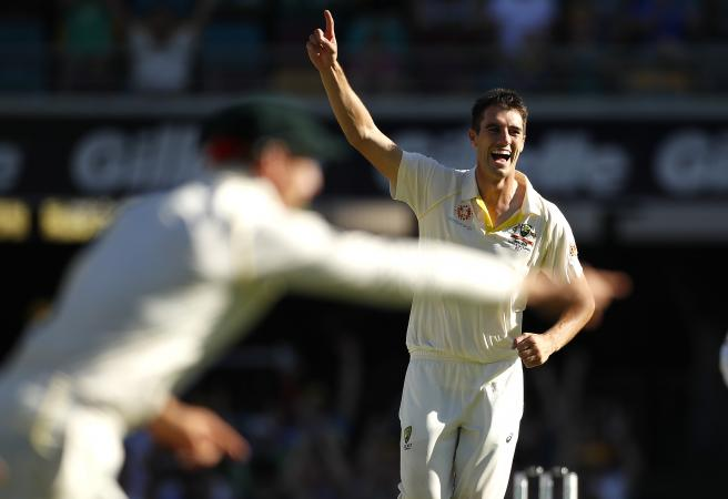 Career-best Cummins delivers huge Australia Day win for Aussies