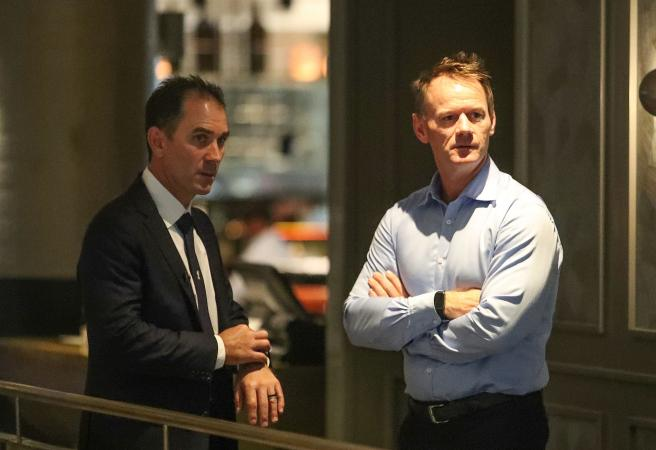 Two more executives leave Cricket Australia