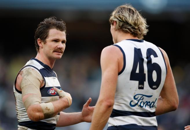 """Cornes kanes 'high and mighty' Dangerfield: """"Spare me Patrick"""""""