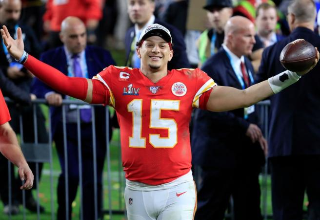 Chiefs storm home to win first Super Bowl in 50 years