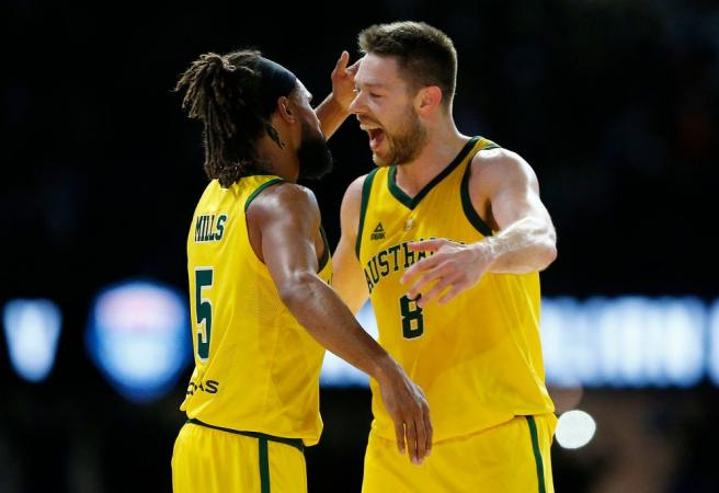 Aussie NBA players donate over $1m to bushfire relief