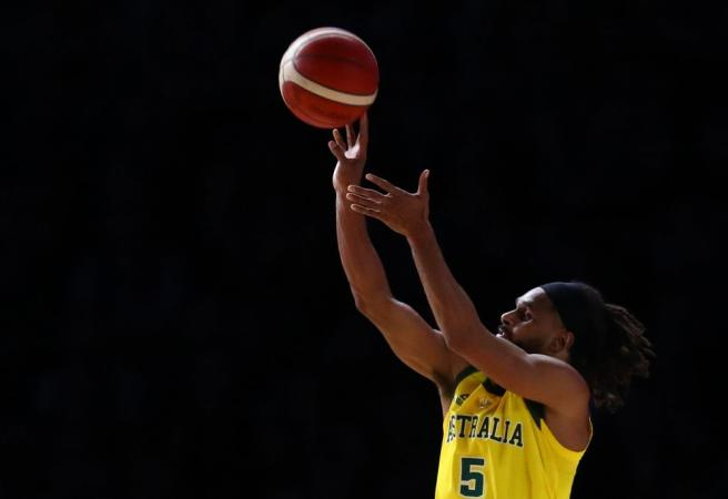 The Boomers topple the world's best team