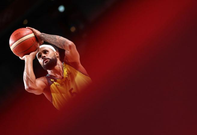 First medal beckons for Boomers - Aussies in action Day 15