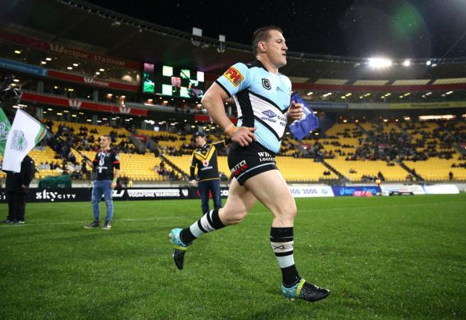 Sharks release Paul Gallen tribute jersey to be worn in Round 24