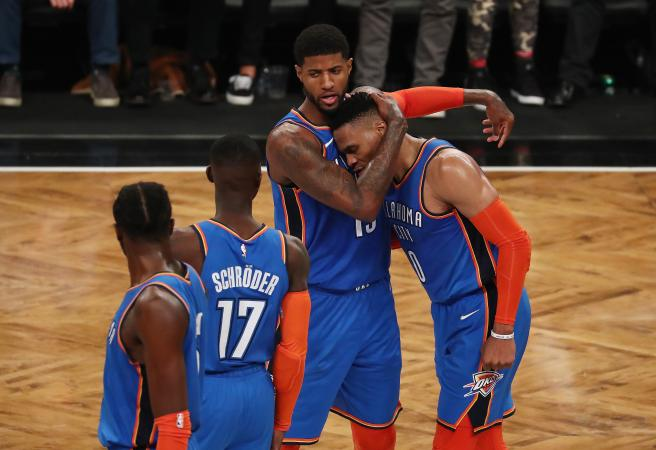 OKC complete stunning comeback to beat the Nets | Odds