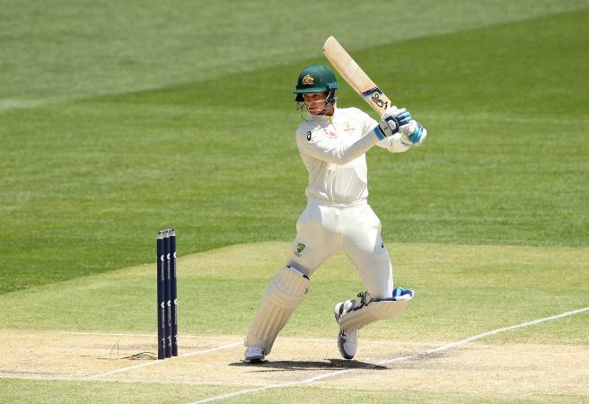 Australia name XI for first Test