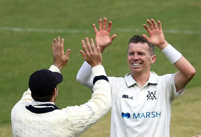 Peter Siddle named in Australia's Test squad