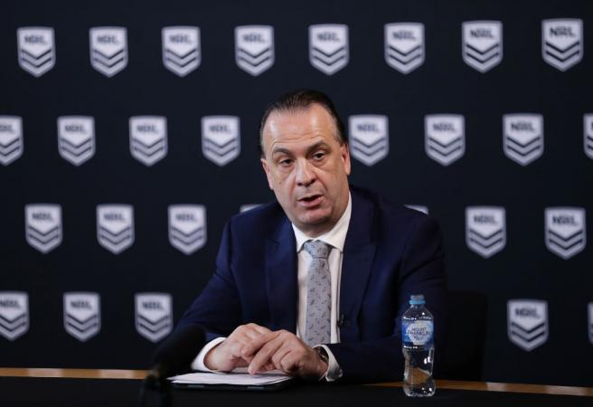 NRL determined to continue playing despite AFL shutdown